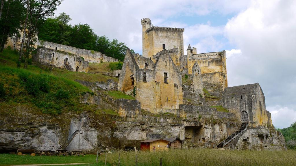 Photo chateau commarques